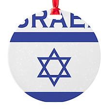 Israel12x12 Ornament