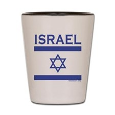 Israel12x12 Shot Glass