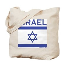 Israel12x12 Tote Bag