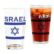 Israel12x12 Drinking Glass
