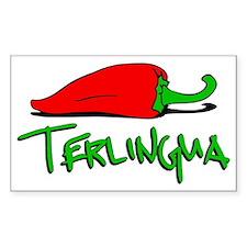Terlingua Chili Decal