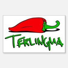 Terlingua Chili Decal