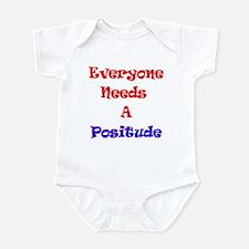 Positude Infant Bodysuit
