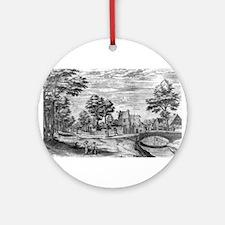 Over Muelen - Marcus Christophe Sadeler - 1650 Rou