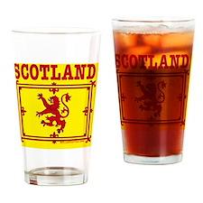 Scot3.25x3.25TRAD Drinking Glass