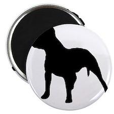 pitbull shadow Magnet