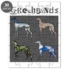 Greyhounds Puzzle