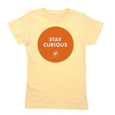 2012 Stay Curious Round Girl's Tee