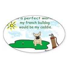 french bulldog and more dog breeds! Decal