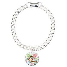 Owl Christmas Bracelet