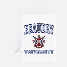 BEAUDRY University Greeting Cards (Pk of 10)