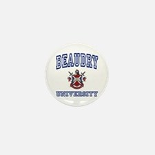 BEAUDRY University Mini Button (10 pack)