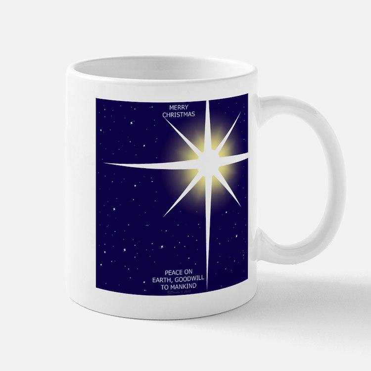 Christmas Star Mug