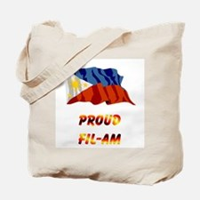 Proud Fil-Am Gifts Tote Bag