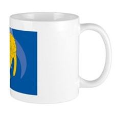 Manatee Small Serving Tray Mug