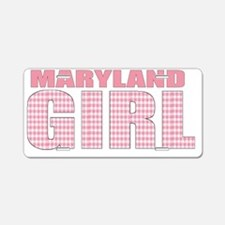 maryland and more states! Aluminum License Plate