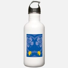 Manatee Flip Flops Water Bottle