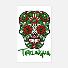 Terlingua Chili Pepper Sugar S Decal