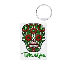 Terlingua Chili Pepper Sug Keychains