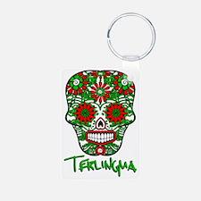 Terlingua Chili Pepper Sug Keychains