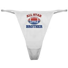 All Star Football Little Brother Classic Thong