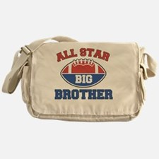 All Star Football Big Brother Messenger Bag