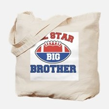 All Star Football Big Brother Tote Bag