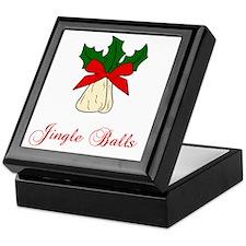 Jingle-Balls Keepsake Box