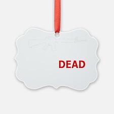 Cold Dead Hands Ornament