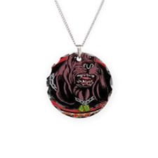615th Military Police Compan Necklace