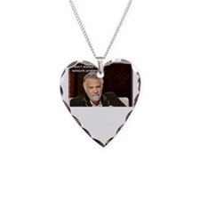 I Don't Always.....Have Netwo Necklace