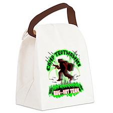 Camp TEOTWAWKI Bug-Out Team Canvas Lunch Bag