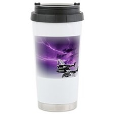 P 38 Lightning Travel Coffee Mug