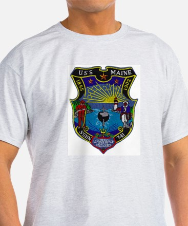 USS MAINE T-Shirt