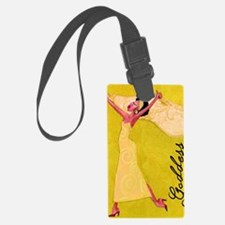 Goddess Luggage Tag