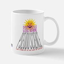 Global Warming Pseudoscience Mug