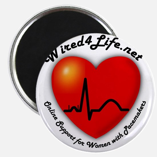 Wired4Life Magnet