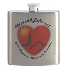 Wired4Life Flask