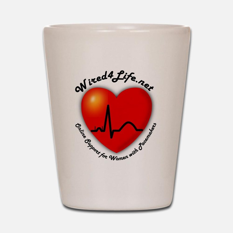 Wired4Life Shot Glass