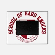 School of Hard Knocks - Red Picture Frame