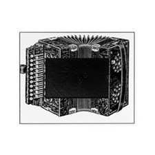 Vintage Accordion Picture Frame