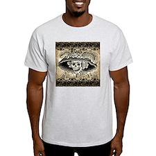 Vintage Catrina Calavera T-Shirt