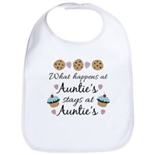 What happens at Auntie's stays at Auntie's Bib