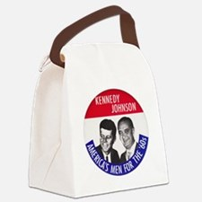 KENNEDY / JOHNSON Canvas Lunch Bag