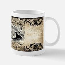Vintage Catrina Calavera Mug