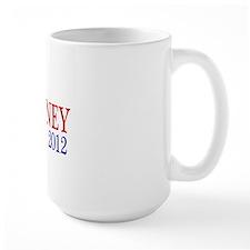 Mitt Romney 2012 Yard Sign Mug