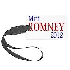 Mitt Romney 2012 Yard Sign Luggage Tag