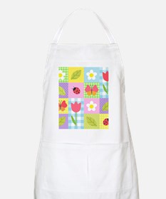 Colorful Patchwork Apron