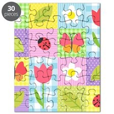 Colorful Patchwork Puzzle