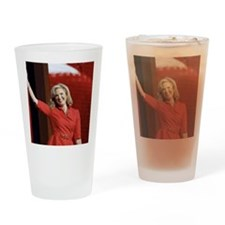 Ann Romney Election 2012 Drinking Glass